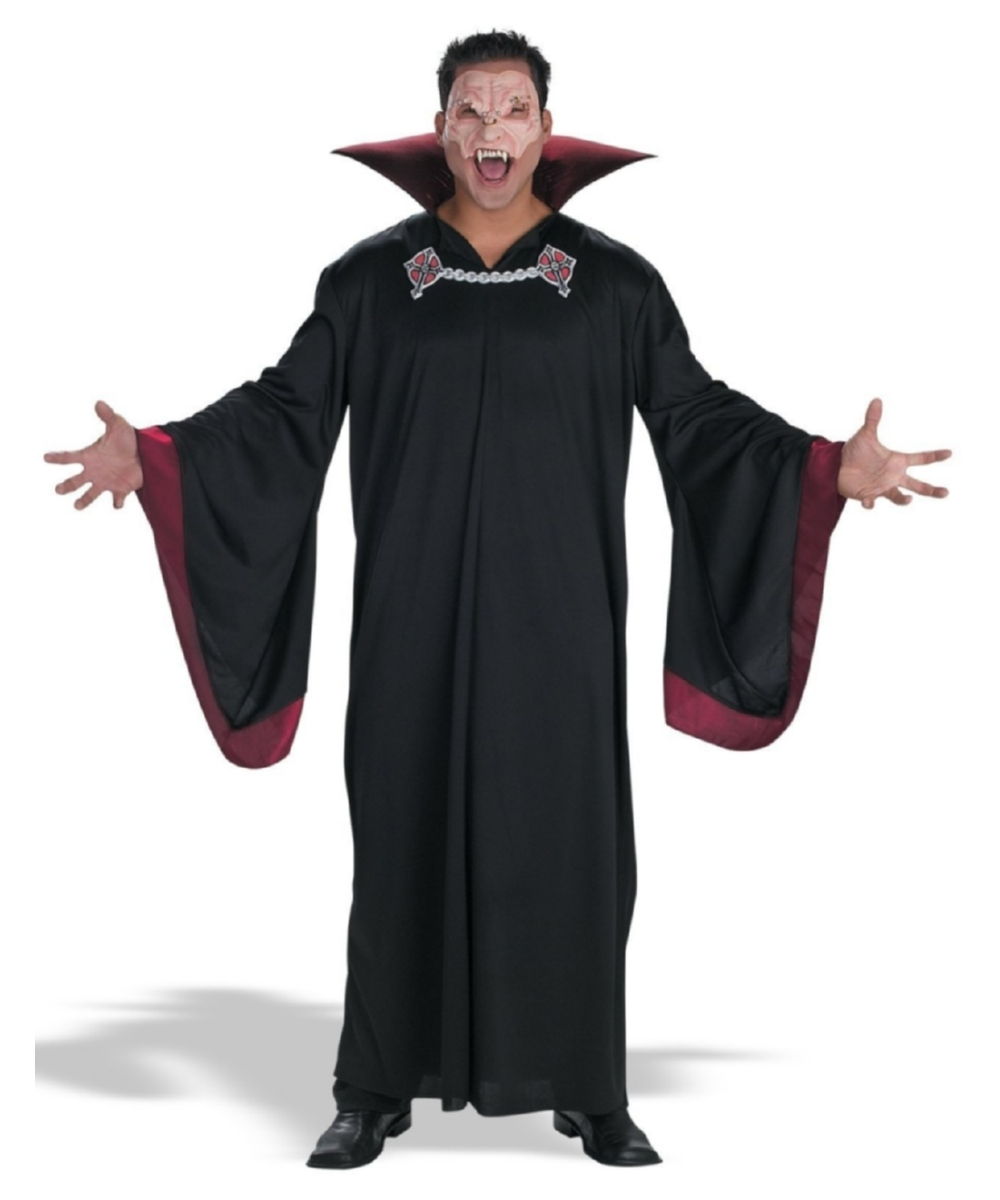Vampire Evil Adult Costume - Men Halloween Costumes
