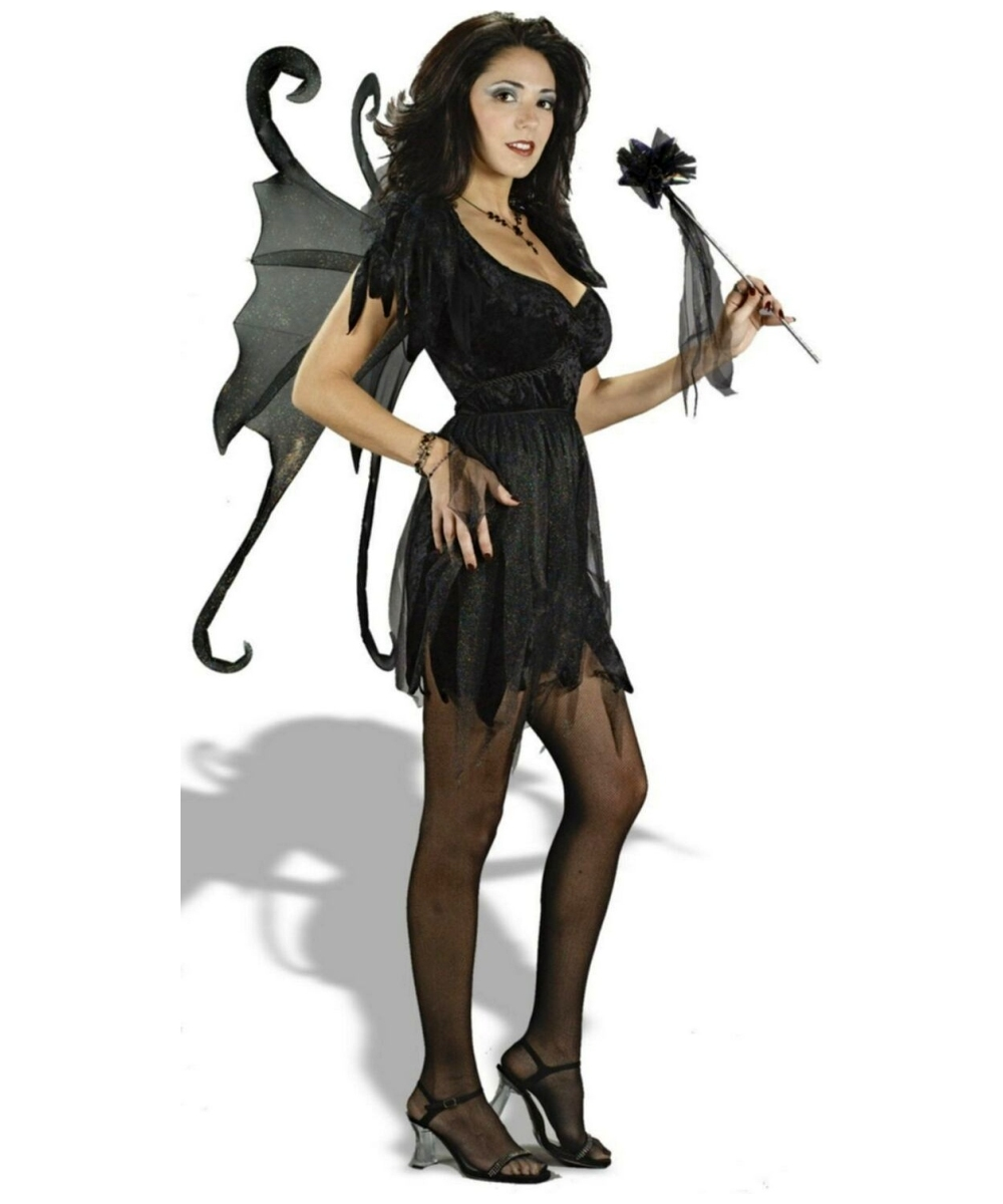 midnight fairy costume for adult - fairy halloween costumes