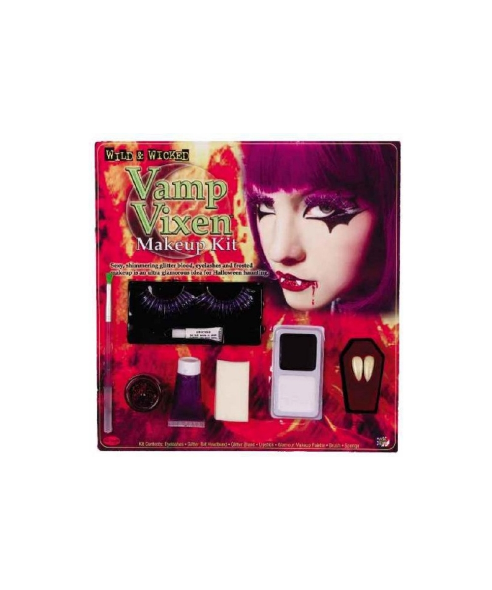 Vamp Vixen Costume Makeup Kit