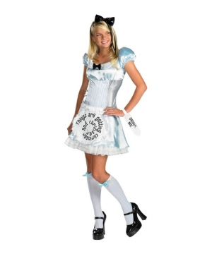 Alice Disney Women Costume