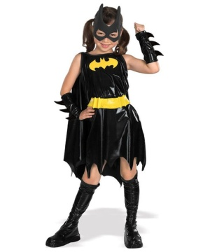 Batgirl Girls Costume