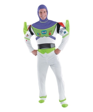 Buzz Lightyear Disney Mens Costume