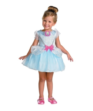 Cinderella Ballerina Toddler Girls Costume