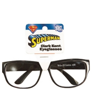 Clark Kent Glasses - Costume Accessory