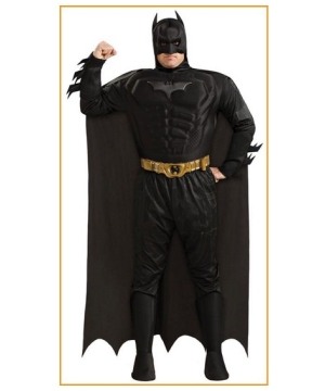 Dark Knight Batman plus size Costume