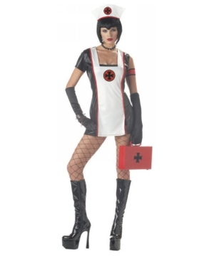 Deadly Dose Womens Costume