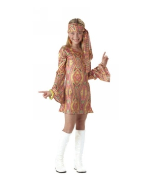 Disco Dolly Girls Costume