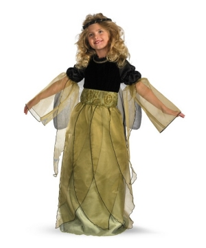 Earth Fairy Girl Costume