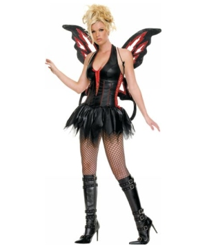 Fairy Gothic Costume - Women Costume