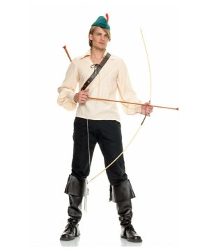 Forest Hunter Costume