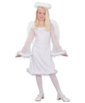 Heaven Sent Girls Costume