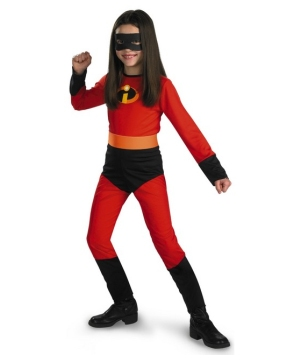 Incredibles Kids Costume