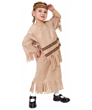 Indian Girl Kids Costume