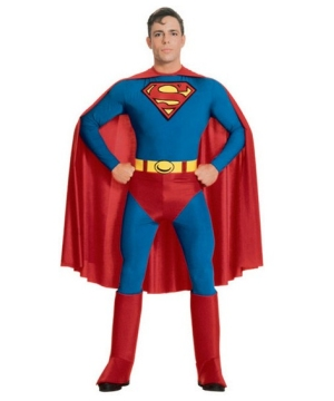 Superman Costume - Adult
