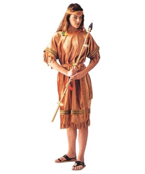 Native Indian Maiden Womens Costume
