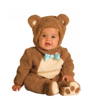 Oatmeal Bear Baby Costume