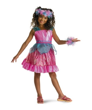 Polynesian Princess Barbie Kids Costume  sc 1 st  Wonder Costumes & Barbie Polynesian Princess Kids Costume - Girl Barbie Costumes
