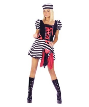 Prisoner of Love Womens Costume