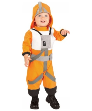 Star Wars X-wing Fighter Pilot Baby Costume