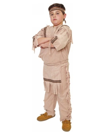 Navajo Indian Boys Costume