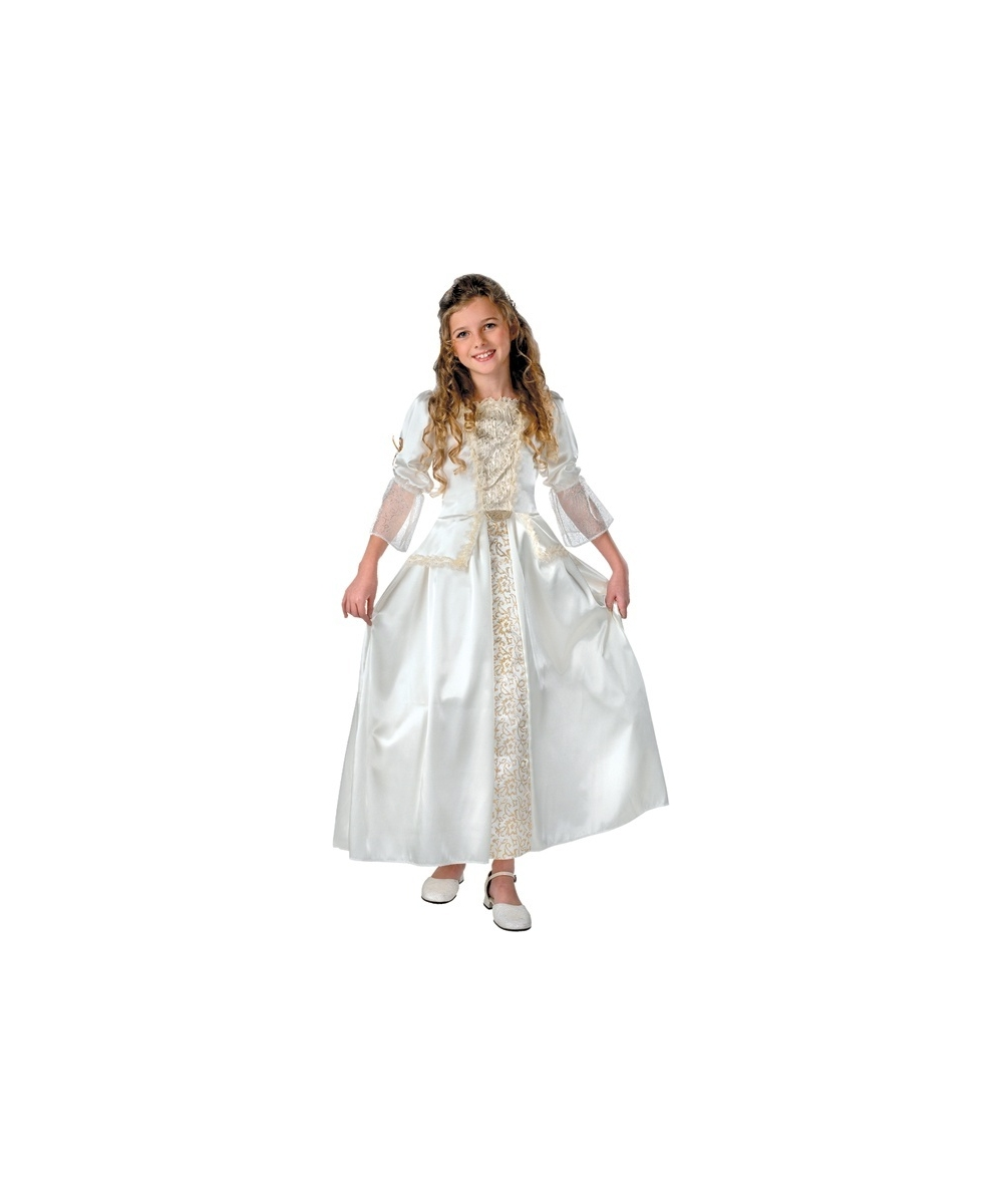 Elizabeth Disney Girls Costume