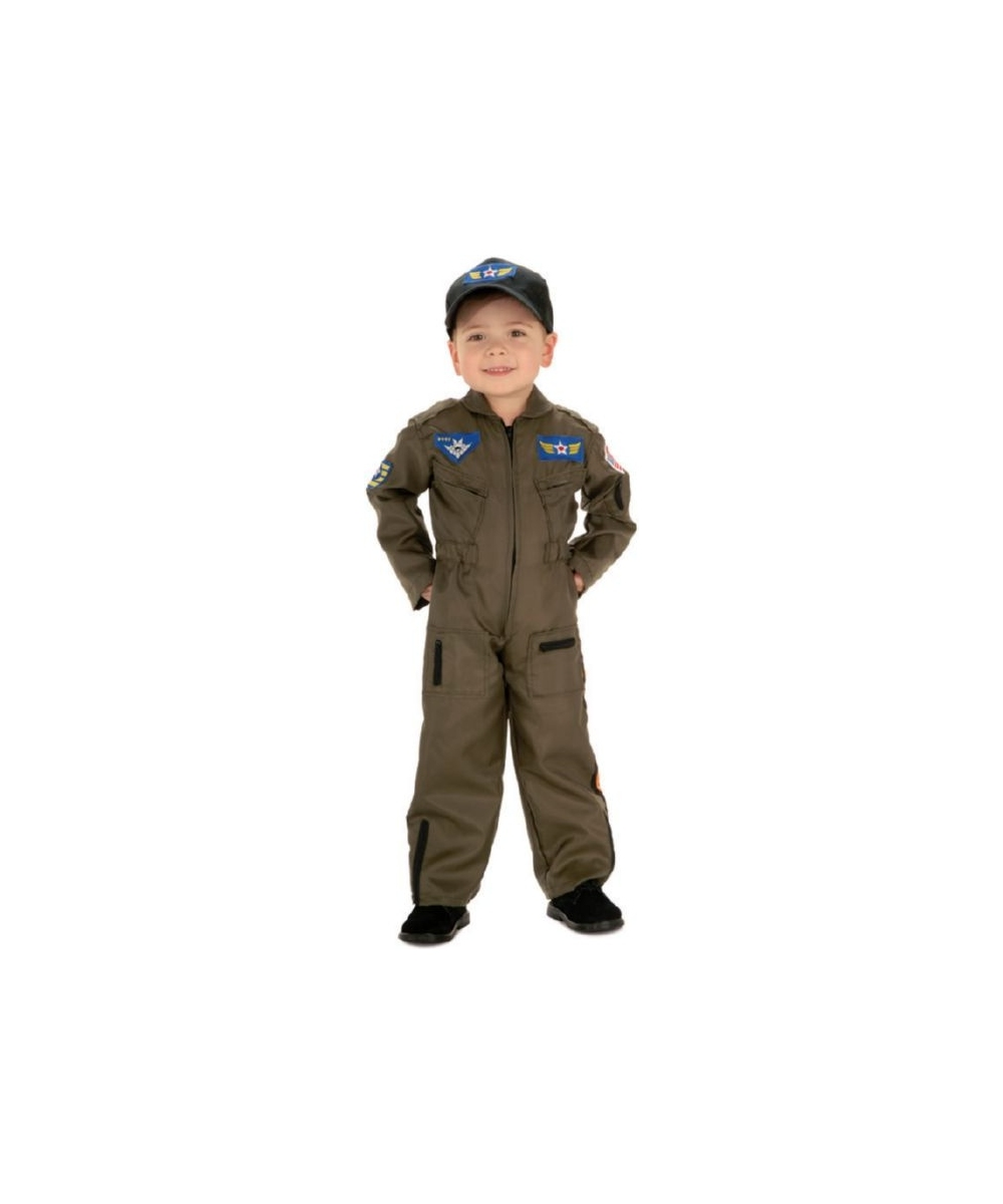Air Force Fighter Pilot Boys Costume  sc 1 st  Wonder Costumes & Army Costume - Soldier Costumes