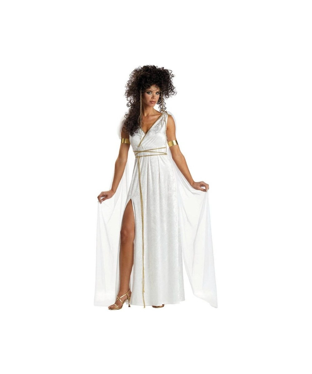 Athenian Greek Goddess Women Costume
