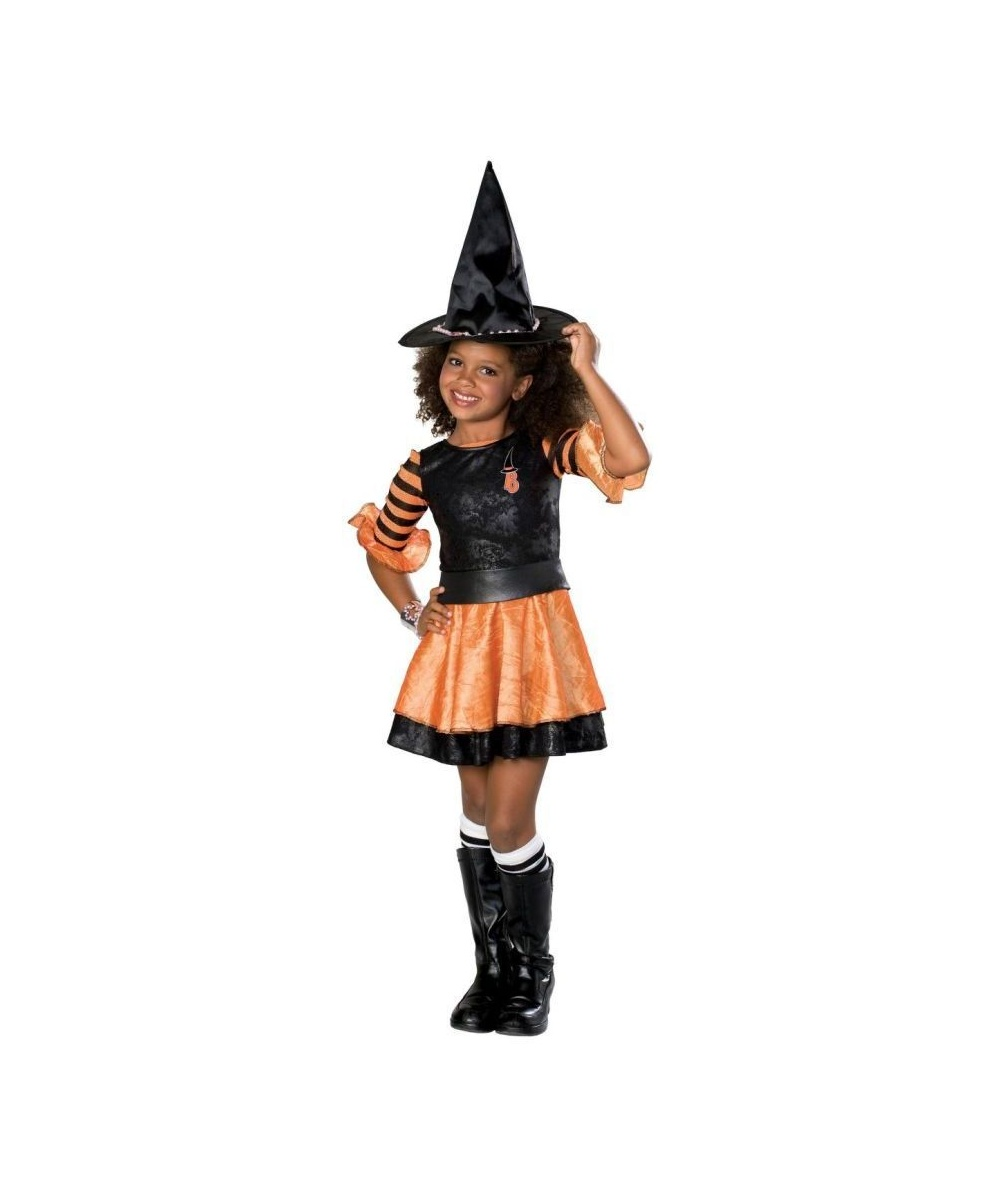 Bratz Witch Kids Costume