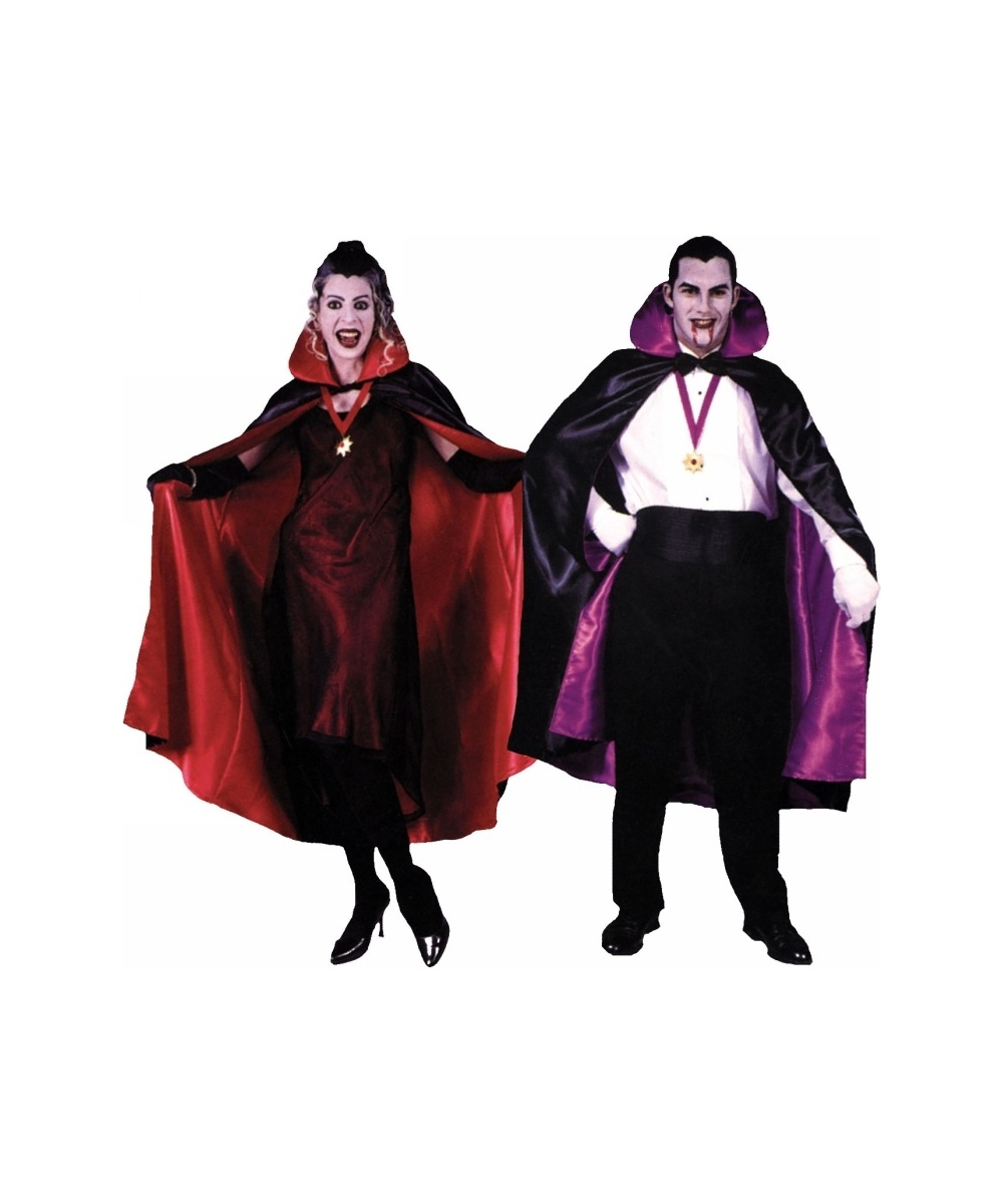 Cape Halloween Costume