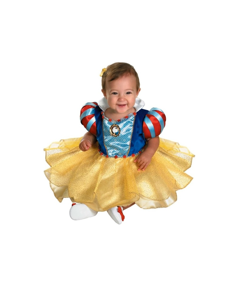 sc 1 st  Wonder Costumes & Snow White Baby Disney Costume - Girl Disney Costumes