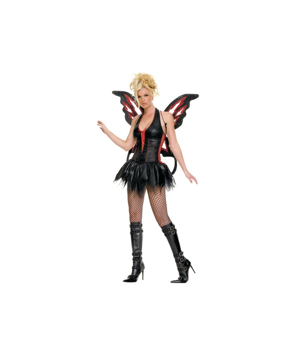 Fairy Gothic Costume Women Costume