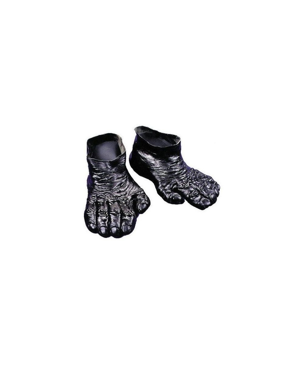 Gorilla Feet Costume