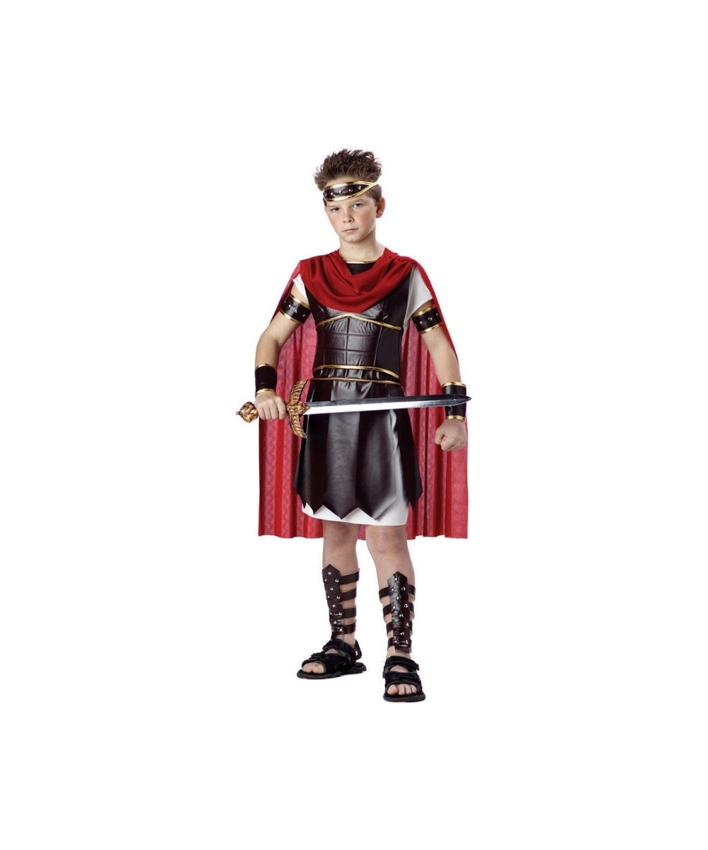 sc 1 st  Wonder Costumes & Greek Hercules Kids Costume - Boys Greek Costumes