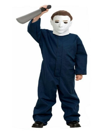 Michael Myers Boys Costume  sc 1 st  Halloween Costumes & Michael Myers Kids Halloween Costume - Boys Costumes