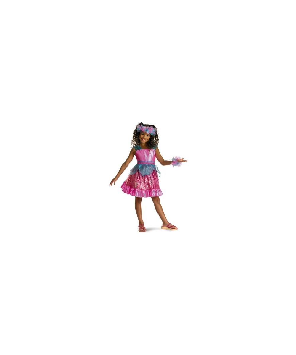 Barbie Polynesian Princess Kids Costume Girl Costumes