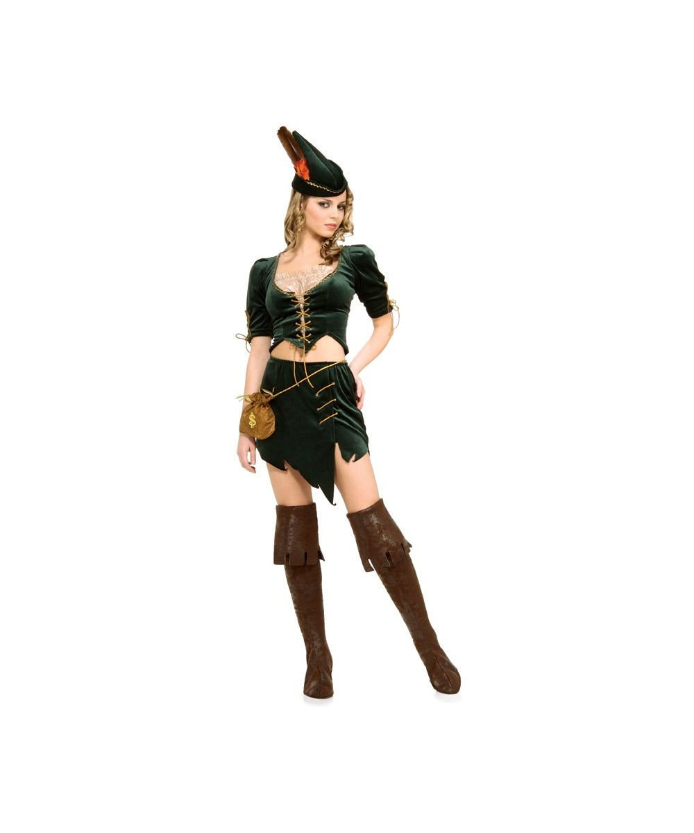 princess of thieves costume - adult halloween costumes