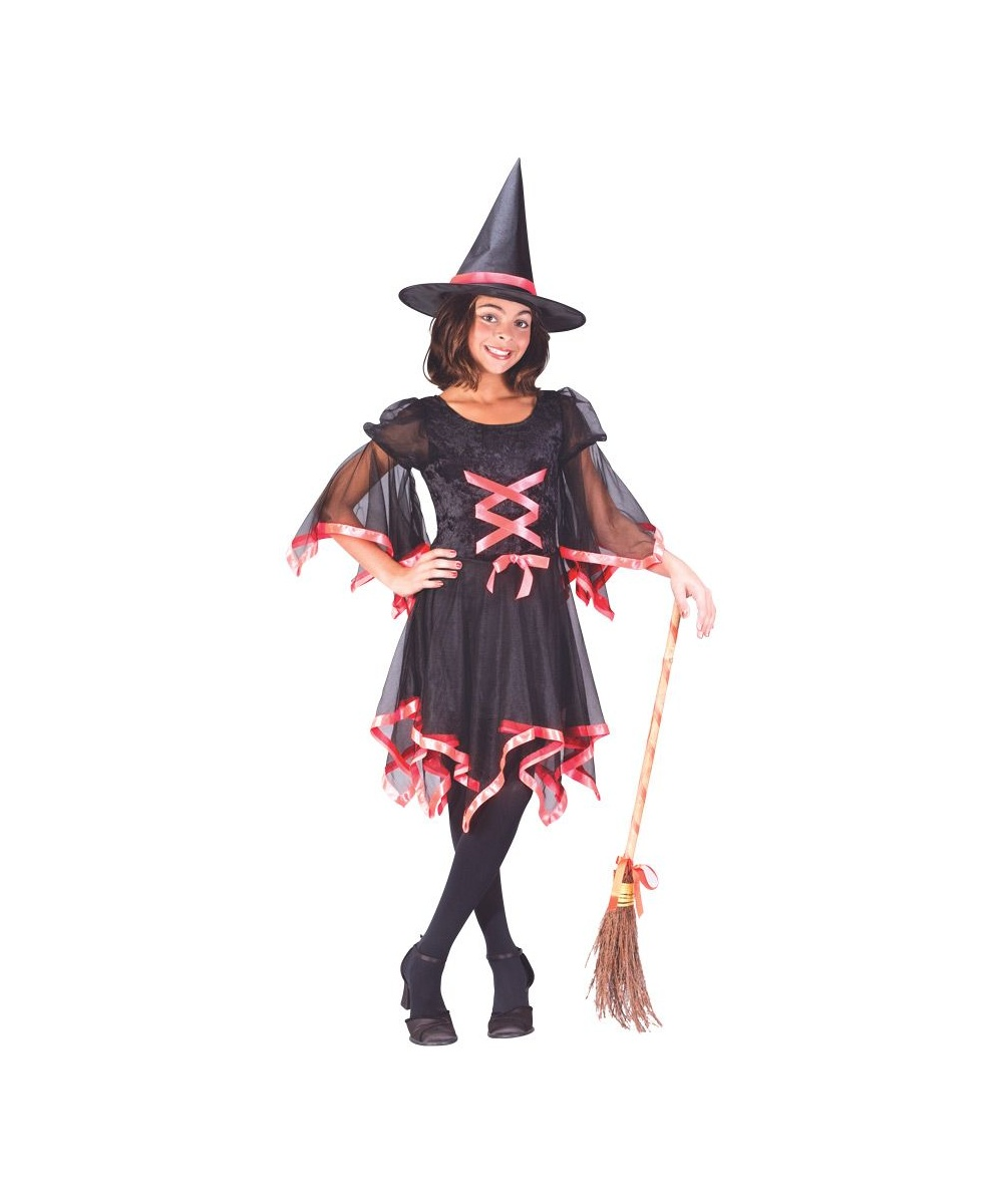 Ribbon Witch Kids Costume