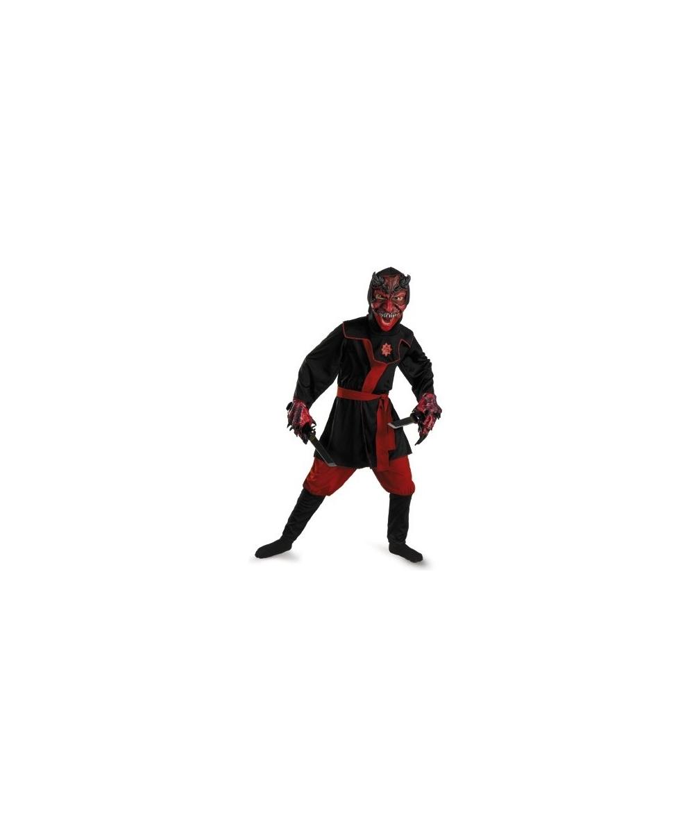 Rogue Ninja Kids Costume Boys Ninja Costumes