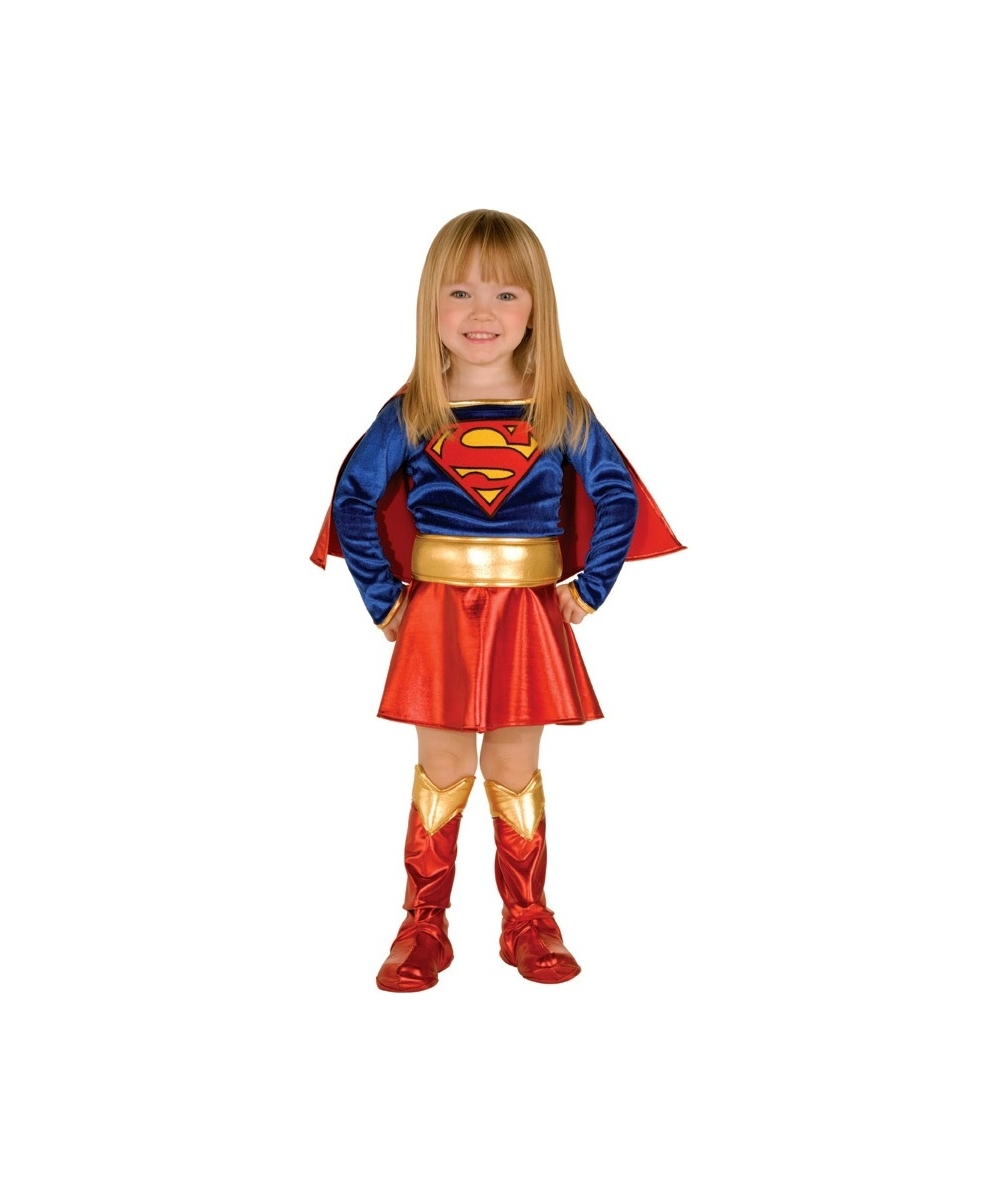 super girl kids movie superhero costume - girls costumes
