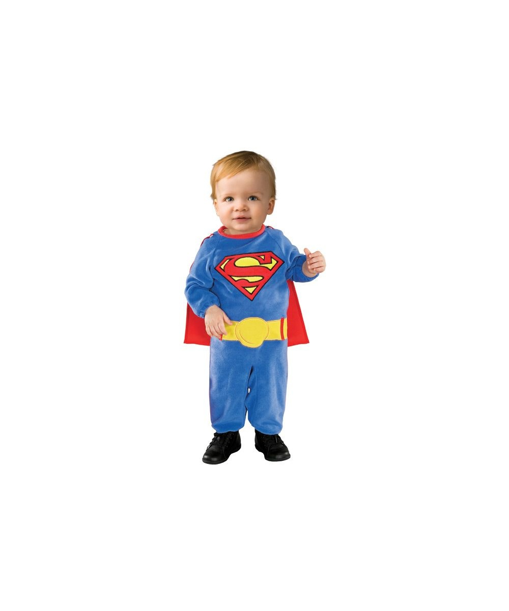 superman baby movie costume superman costumes. Black Bedroom Furniture Sets. Home Design Ideas