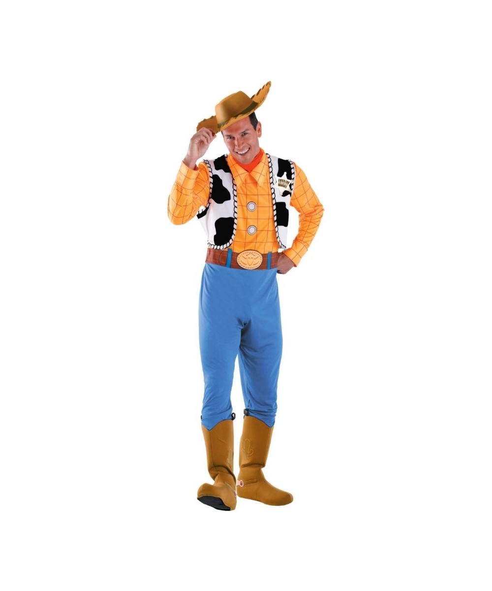 Toy Story Woody Men Costume