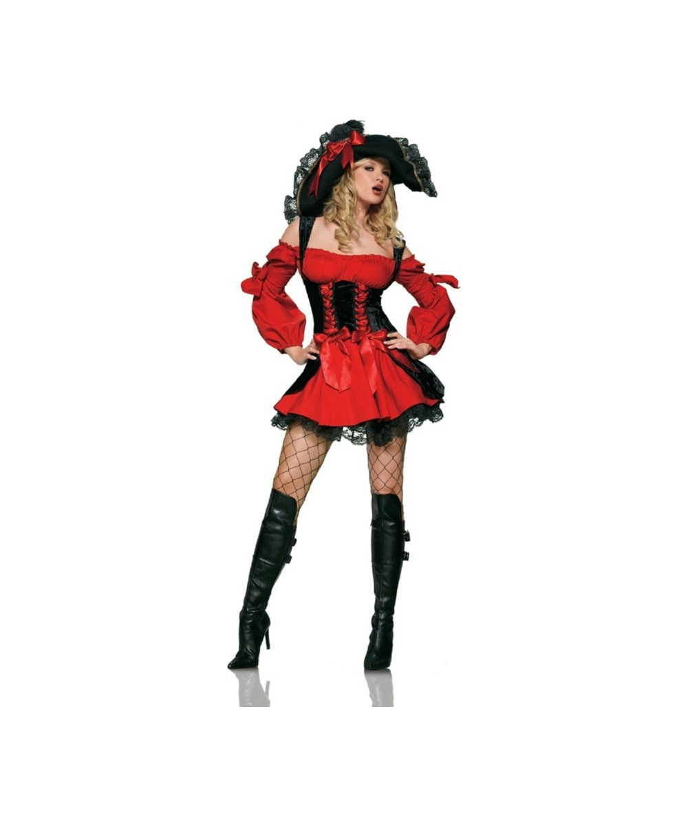 Vixen Pirate Wench Women Costume