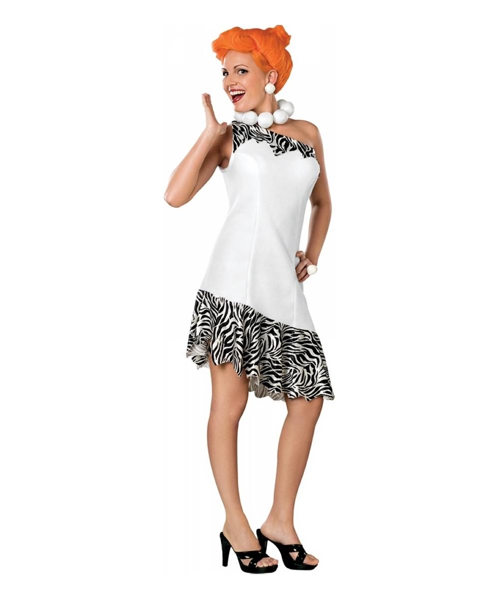 sc 1 st  Wonder Costumes & Adult Wilma Flintstone Costume - Movie Costumes
