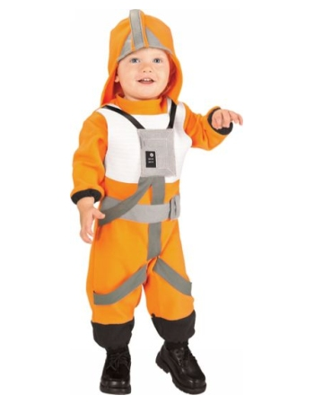 Xwing Fighter Pilot Baby Costume