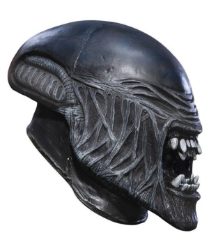 Alien Kids Vinyl Mask