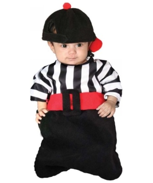 Bunting Foul Baby Costume
