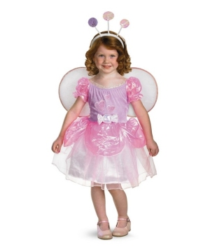 Bugz Lolli Candy Fairy Toddler Girls Costume