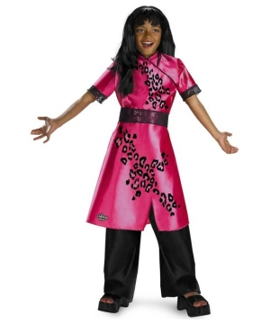 Cheetah Girl Galleria Girls Costume