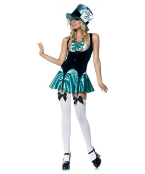 Hostess Alice in Wonderland Women Costume