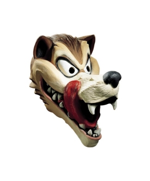 Hungry Wolf Mask